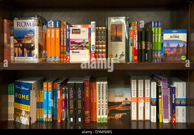 Travel books - Stock-Bilder