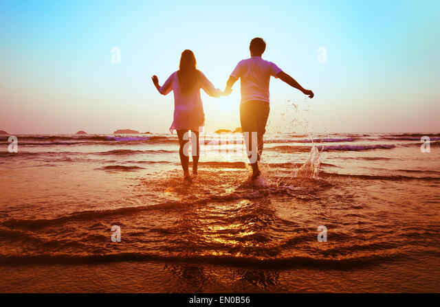 honeymoon of your dream - Stock Image