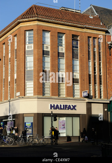 halifax bank southampton