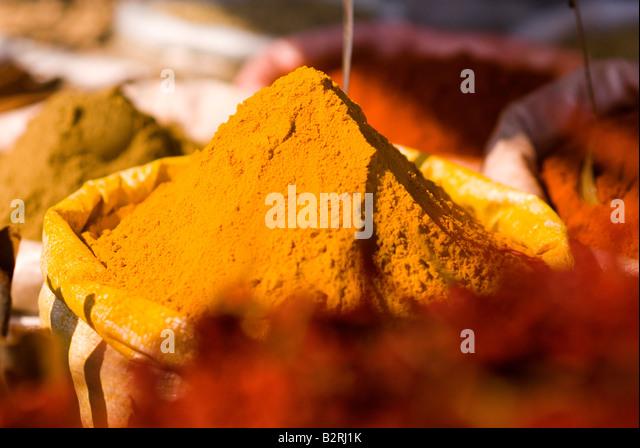 Mapusa Market, Goa, India, Subcontinent, Asia - Stock-Bilder