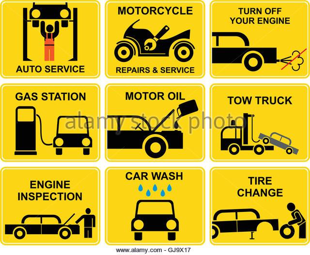 Motor Vehicle Inspection Stock Photos Motor Vehicle