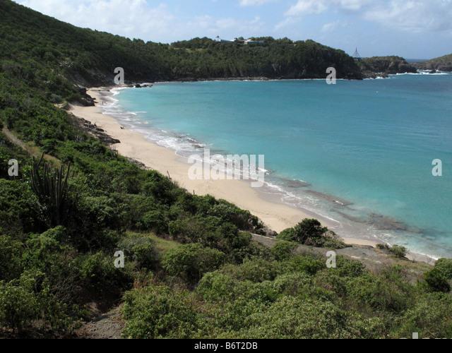 Caribbean island st barthelemy stock photos caribbean for St barts in the caribbean