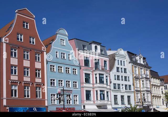pedestrian rostock stock photos pedestrian rostock stock images alamy. Black Bedroom Furniture Sets. Home Design Ideas