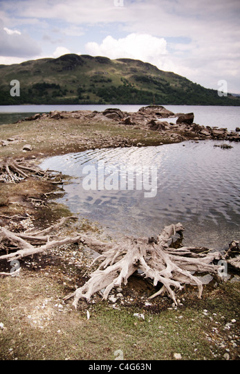 loch in Scotland - Stock-Bilder