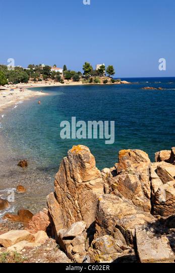 Santa Maria Navarese, Italy Sardinia - Stock-Bilder