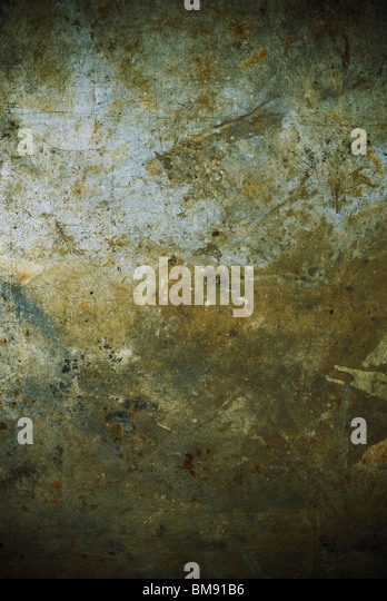 Grungy metal texture - Stock Image