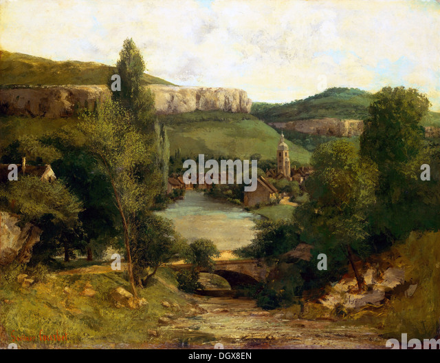 an analysis of burial at ornans by gustave courbet A burial at ornans is a wonderful painting loaded with so many elements to make a statement and disturb the acceptable norms of mid 19th century france.