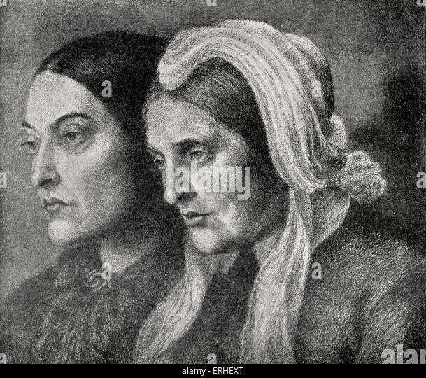 A biography of christina rossetti an english poet