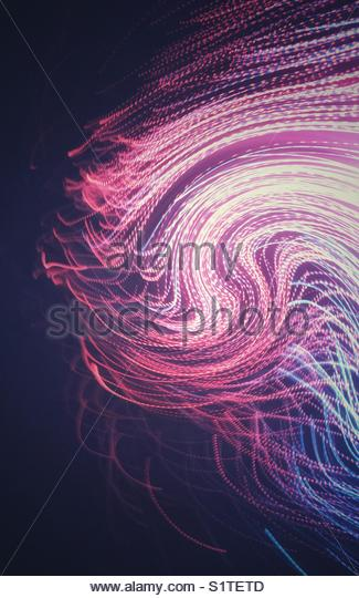 Abstract flow - Stock Image