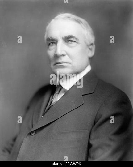 an analysis of warren g hardings presidency Warren g harding, an ohio republican, was the 29th president of the united  states (1921-1923) though his term in office was fraught with scandal, includi.