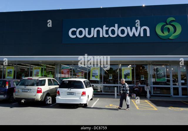 countdown supermarket halloween 2018