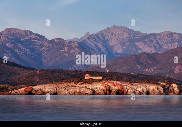 La Scandola, Nature Reserve, Porto, Corsica, France - Stock-Bilder