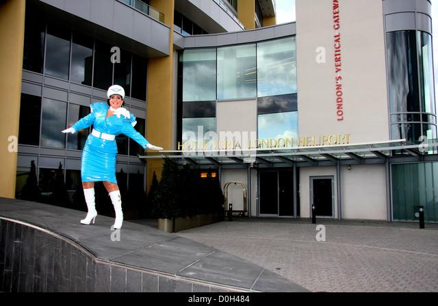 London Heliport Hotel