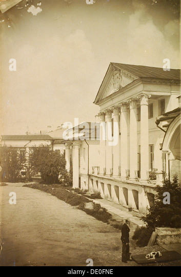 The Palace of Arts, Moscow, Russia, 1920s. - Stock-Bilder