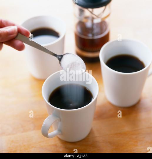 Heaped Teaspoon Of Instant Coffee
