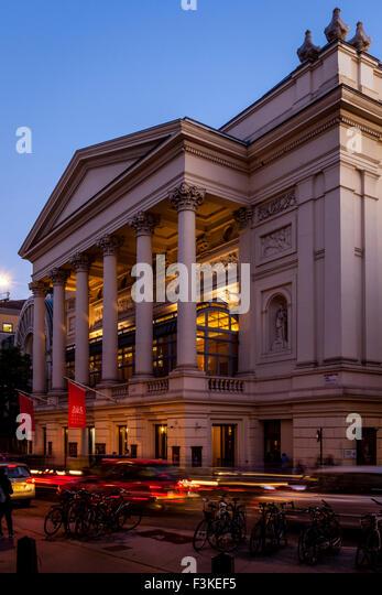 Covent Garden Opera House Stock Photos Covent Garden Opera House Stock Images Alamy