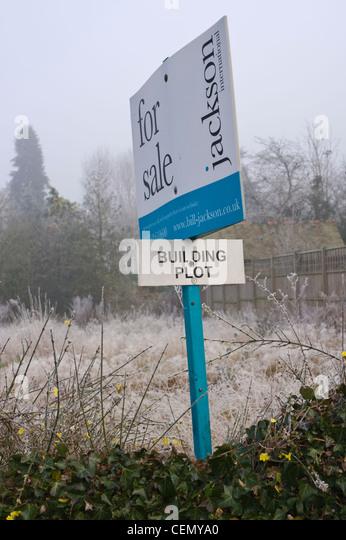Building Land Plot Sale Redditch