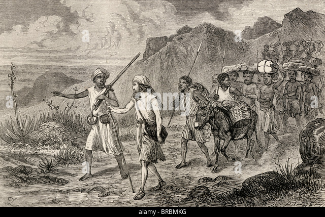 The life and explorations of famous explorer of africa mungo park