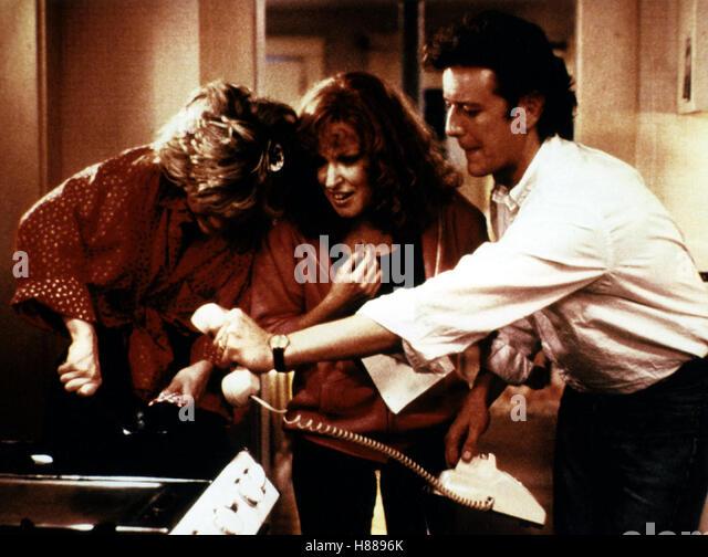 Die unglaubliche Entführung der verrückten Mrs. Stone, (RUTHLESS PEOPLE) USA 1986, Regie: Jim Abrahams - Stock Image