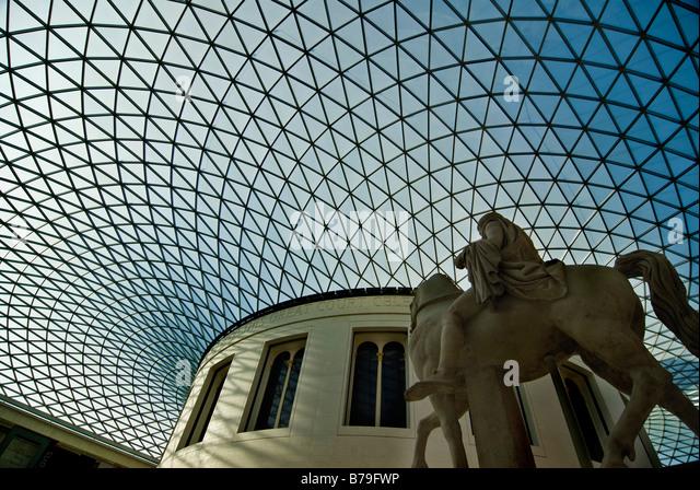 London museum - Stock Image