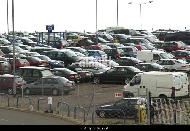 Short Stay Car Park Luton Airport