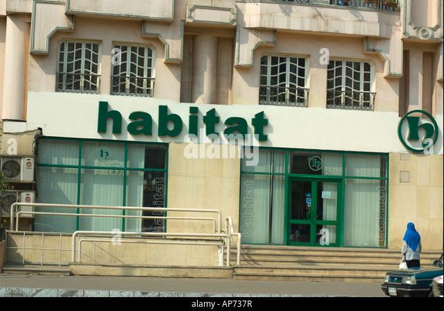 habitat shop stock photos habitat shop stock images alamy. Black Bedroom Furniture Sets. Home Design Ideas