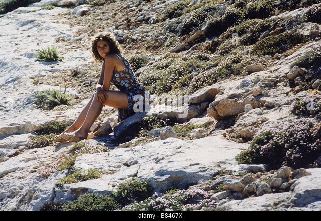 Valeria Golino Directed by Emanuele Crialeze - Stock Image