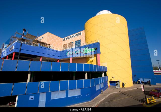 Pretoria city Menlyn Shopping Center - Stock Image