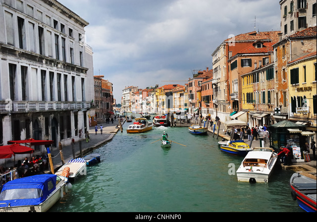 Hotel San Geremia Venedig