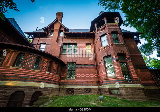 Mark twain house hartford connecticut stock photos mark for The hartford house
