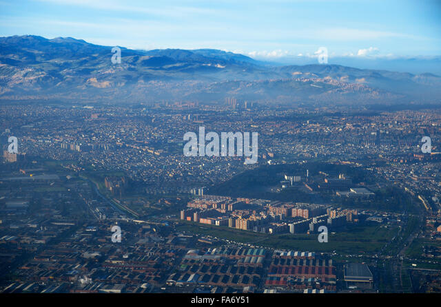 Medellin, Antioquia Department, Colombia - Stock Image