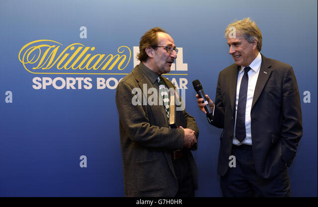 William Hill Sports Book of the Year Award shortlist announced