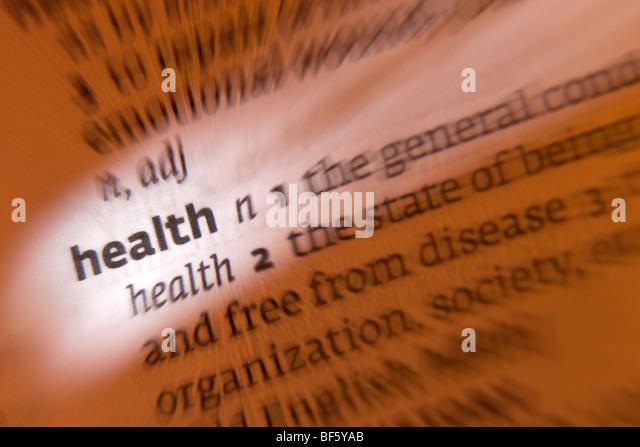 Health - Stock Image
