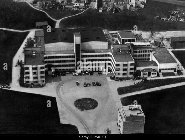 The Barrandov film studios, 1941 - Stock Image