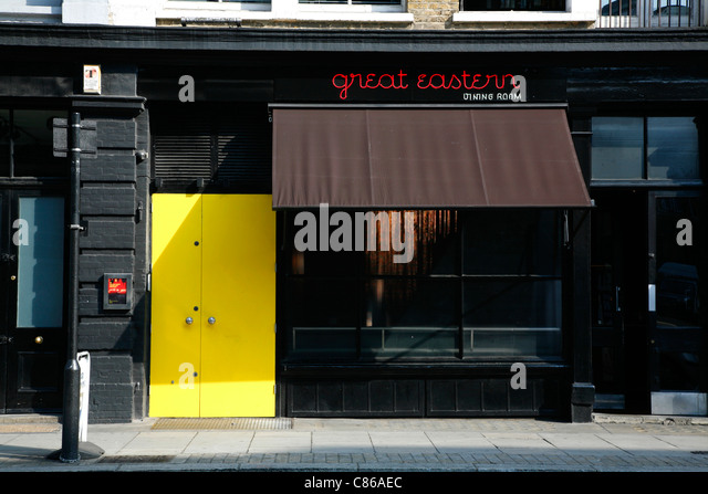 Great Eastern Hotel Restaurant Liverpool Street