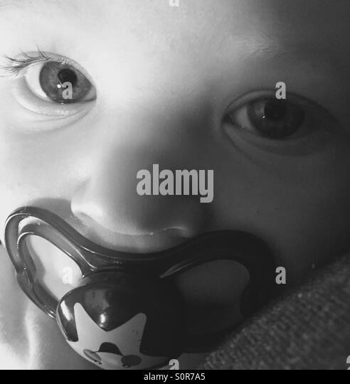 Sweet baby - Stock Image