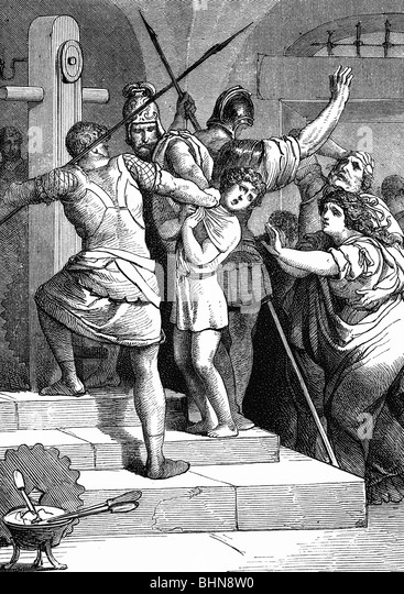 third century christian persecution essay View this thesis on christianity and the roman empire   likely to blame for the emphasis of the christian persecution,  the latter part of the third century.