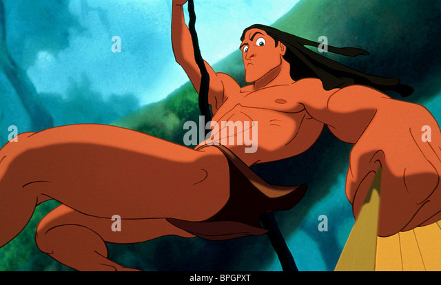 Tarzan 1999 Stock Photos & Tarzan 1999 Stock Images - Alamy Тарзан 1999
