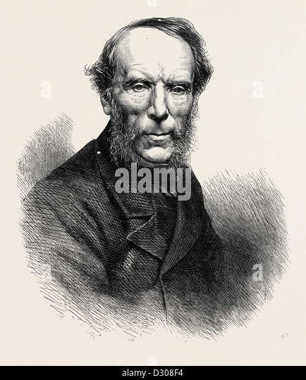 THOMAS SIDNEY COOPER ESQ R.A. - Stock Image