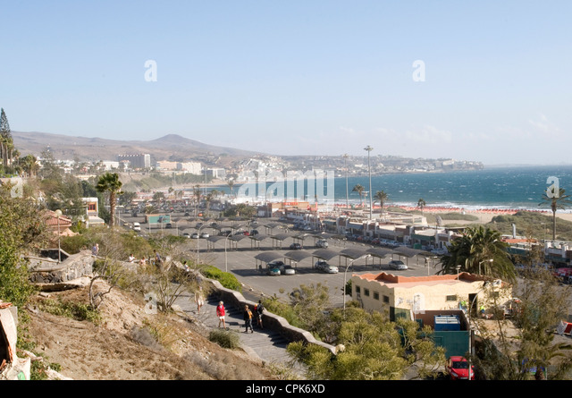 Playa del ingles stock photos playa del ingles stock - Standing canarias ...