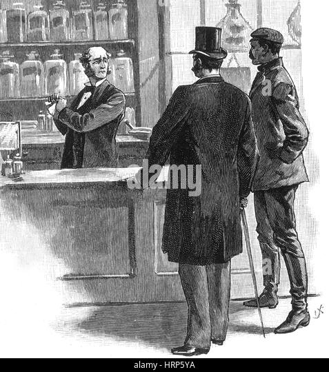 Pharmacist, 20th Century - Stock Image