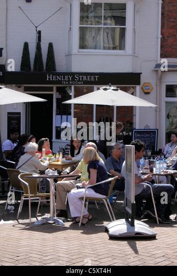 Henley Street Tea Rooms Stratford Upon Avon