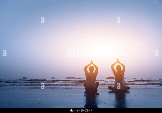 harmony of family relations - Stock Image