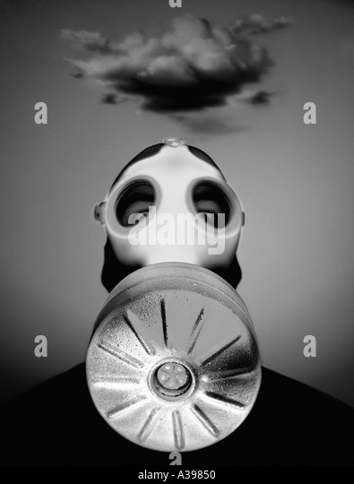 gas mask - Stock-Bilder