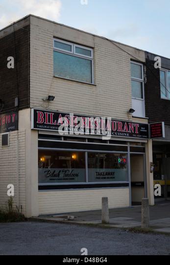 Indian Restaurant Lichfield Bore Street