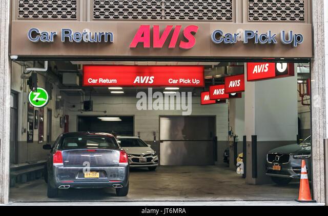 Avis Car Hire York Station
