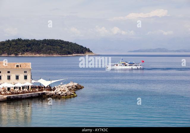 Kerkyra, Corfu, Greece, Europe, - Stock Image