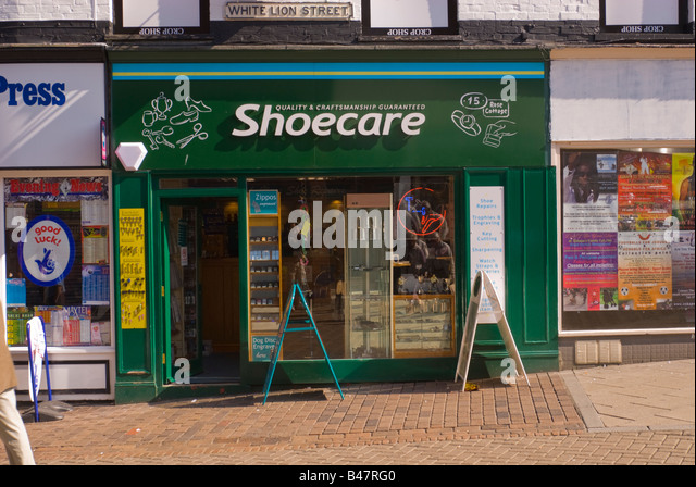 Timpson Shoe Shops In North Wales