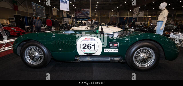 Hershey Auto Show 2017 >> 1953 Jaguar C Type Stock Photos & 1953 Jaguar C Type Stock Images - Alamy