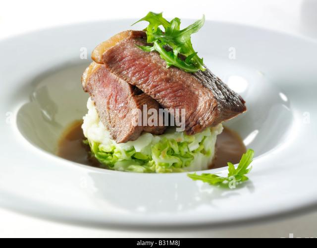 Porterhouse Steak with Grilled Salad Porterhouse Steak with Grilled Salad new pics